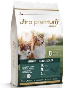 Ultra Premium : Croquettes pour chiens sans céréales