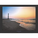 Poster Affiche Nature Plage Phare