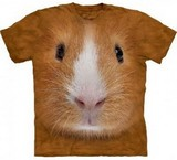 T-shirts Animaux Cobaye Cochon d'Inde