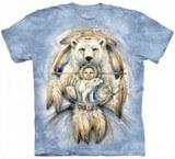 T-shirts Animaux Ours Esprit