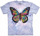 T-shirts Animaux Insecte Papillon