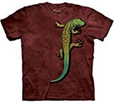 T-shirts Animaux Reptile Gecko