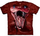 T-shirts Animaux Serpent Mamba