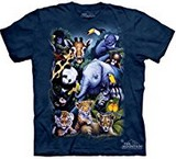 T-shirts Animaux Tous