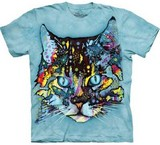T-shirts Animaux Chat graphique