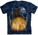 T-shirts Animaux Chat Magie