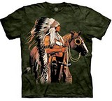 T-shirts Animaux Cheval Indien