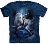 T-shirts Animaux Cheval Licorne Femme