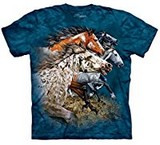 T-shirts Animaux Chevaux 13