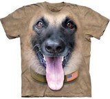 T-shirts Animaux Chien Berger
