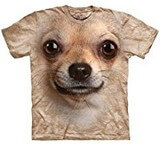 T-shirts Animaux Chien Chihuahua