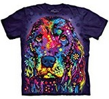 T-shirts Animaux Chien Cocker