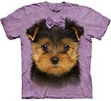 T-shirts Animaux Chien Yorkshire