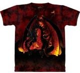 T-shirts Animaux fantastiques Dragon Fireball