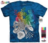 T-shirts Animaux Mer Poisson Coloriage