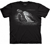 T-shirts Animaux Mer Tortue Protection