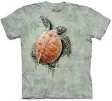 T-shirts Animaux Mer Tortues marines