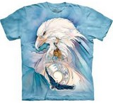 T-shirts Oiseau Aigle royal