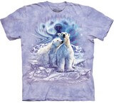 T-shirts Animaux Ours polaires couple
