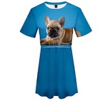 Robe Animaux Chien Carlin