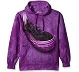 Sweat Animaux Chat noir