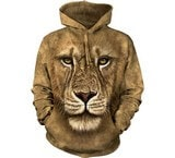 Sweat Animaux Lion
