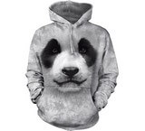 Sweat Animaux Panda
