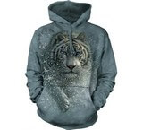 Sweat Animaux Tigre Eau